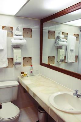 總統酒店 - 昆卡 - 昆卡 - 浴室