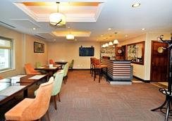 CK Farabi Hotel - Ankara - Nhà hàng
