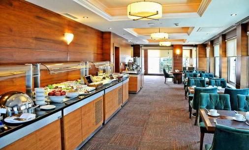 CK Farabi Hotel - Ankara - Buffet