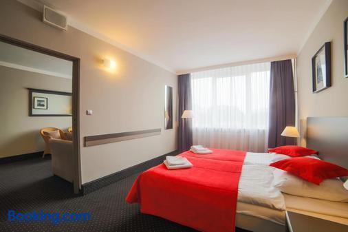 新斯干普酒店 - 科沃布熱格 - 科沃布熱格 - 臥室