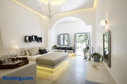 Amara Suites Santorini - Kamari - Living room