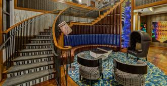 Hampton Inn & Suites Austin - Downtown / Convention Center - Austin - Lobby