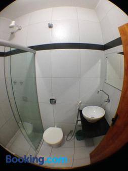 Hotel Pousada da Praia - Recife - Phòng tắm