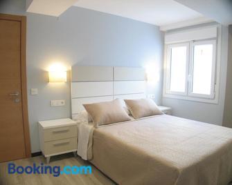 Hotel Infante Antequera - Antequera - Schlafzimmer