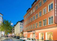 Best Western Plus Hotel Zürcherhof - Zurich - Building