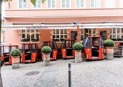 Best Western PLUS Hotel Zuercherhof - Zurich - Restaurant