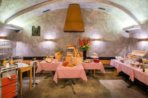 Best Western PLUS Hotel Zuercherhof - Zurich - Buffet