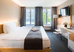 Best Western PLUS Hotel Zuercherhof - Zurich - Bedroom