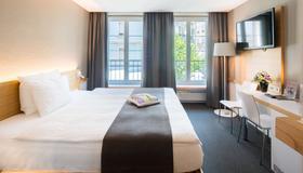 Best Western Plus Hotel Zürcherhof - Цюрих - Спальня