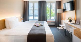 貝斯特韋斯特普拉斯澤切霍夫酒店 - 蘇黎世 - 蘇黎世 - 臥室