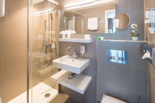 Best Western PLUS Hotel Zuercherhof - Zurich - Bathroom