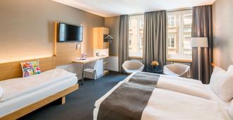 Best Western Plus Hotel Zürcherhof - Zurich - Bedroom