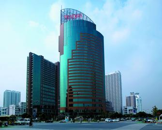Traders Fudu Hotel Changzhou - Changzhou - Building