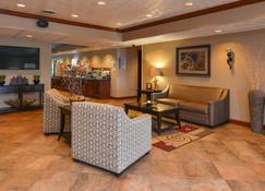 Holiday Inn Express Morgantown - Morgantown - Lounge
