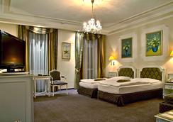 Esplanade Spa and Golf Resort - Mariánské Lázně - Bedroom