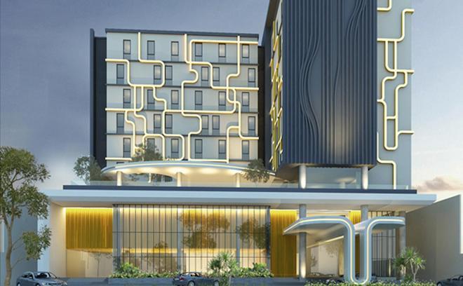 泗水耶洛酒店 - 泗水 - 泗水 - 建築