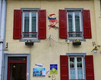 Chambres d'Hotes Les Passiflores - Sainte-Marie-de-Campan - Building