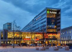 H+ Hotel Salzburg - Salzburg - Gebouw