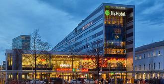 H+ Hotel Salzburg - Salzburg - Toà nhà