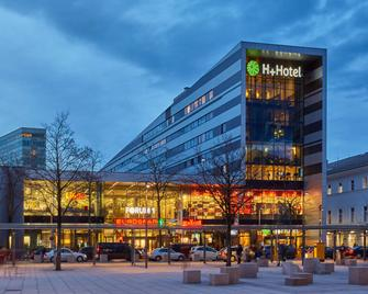 H+ Hotel Salzburg - Salzburg - Bygning