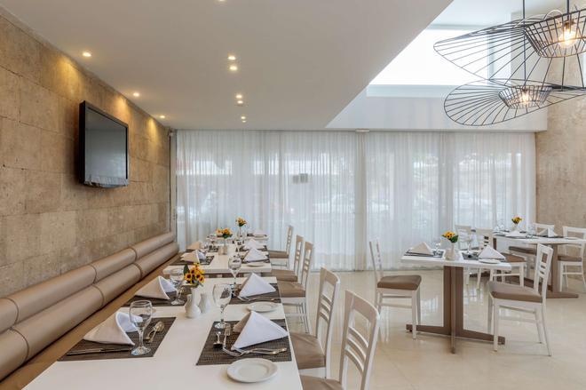 Best Western Plus Hotel Plaza - Rodas - Restaurante