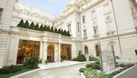 Grand Hotel Continental - Bucareste - Edifício
