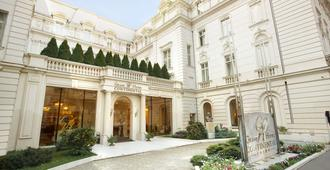 Grand Hotel Continental - Bucuresti - Bygning