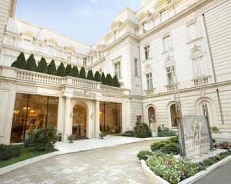 Grand Hotel Continental - Βουκουρέστι - Κτίριο