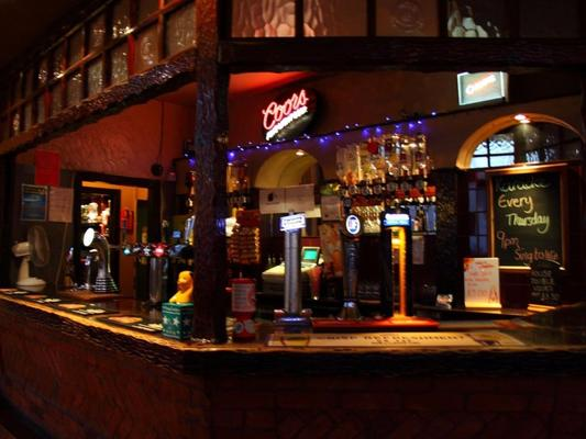 The Dickens Bar & Inn - Scarborough - Bar