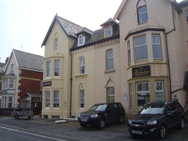 Tuxford House Hotel - Blackpool - Building