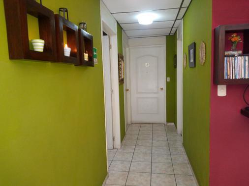 Hotel Tazumal House - San Salvador - Tiền sảnh