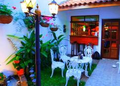 Hotel Tazumal House - San Salvador - Patio