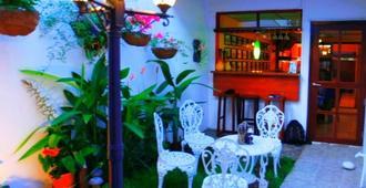 Hotel Tazumal House - San Salvador - Pátio