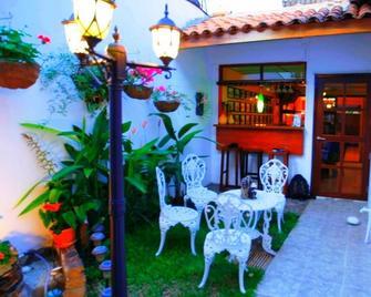 Hotel Tazumal House - Сан-Салвадор - Patio