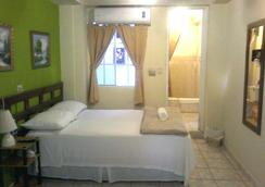 Hotel Tazumal House - San Salvador - Phòng ngủ