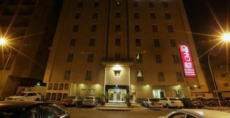 Taleen AlMalaz hotel apartments - Riyadh - Building