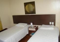 Hotel Brasil Palace - Belo Horizonte - Κρεβατοκάμαρα