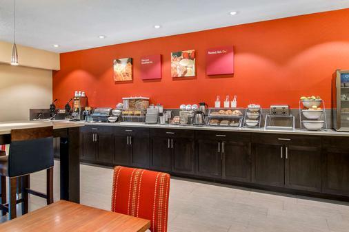 Comfort Suites - Vancouver - Buffet