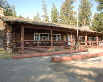Roosevelt Lodge & Cabins - Inside The Park - Mammoth - Building