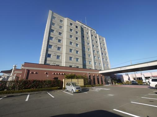 Hotel Route-Inn Kikugawa Inter - Kakegawa - Building