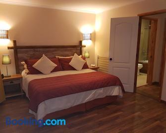 Hostería El Copihue - Olmué - Bedroom