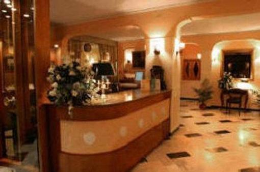 Hotel Central - Sorrento - Vastaanotto