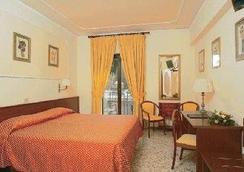 Hotel Central - Sorrento - Makuuhuone