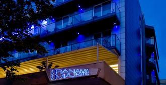 Panama Majestic - Rimini - Edificio