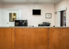 Super 8 by Wyndham San Marcos - San Marcos - Σαλόνι ξενοδοχείου