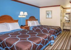 聖馬科斯速 8 酒店 - 聖馬可斯 - 聖馬科斯 - 臥室
