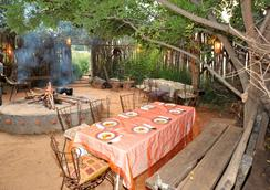 African Silhouette Guesthouse - Benoni - Restaurant