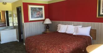 Cloud 9 Motel - Sioux Falls - Bedroom