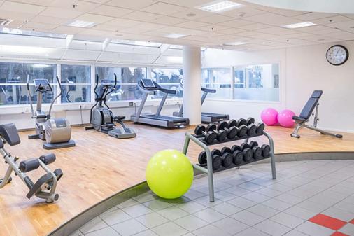 Quality Hotel Airport Arlanda - Arlanda - Gym
