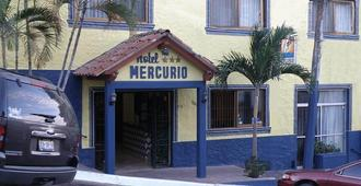 Hotel Mercurio - Caters To Gay Men - Puerto Vallarta - Building